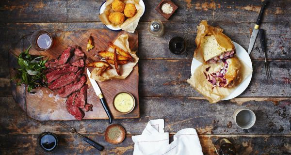 Beef & Brew Beef & Brew mooves into Kentish Town with new steak joint