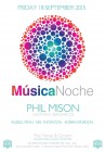 Musica Noche end of Summer Party with Phil Mison (Cantoma/Cafe Del Mar)