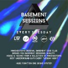 Basement Sessions with Mute!