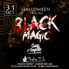 Black Magic Halloween Party