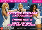 Baby One More Time 'Quiztina Aguilera And Friends' Pop Music Quiz & Club Night
