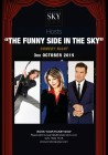 THE FUNNY SIDE IN THE SKY - COMEDY NIGHT