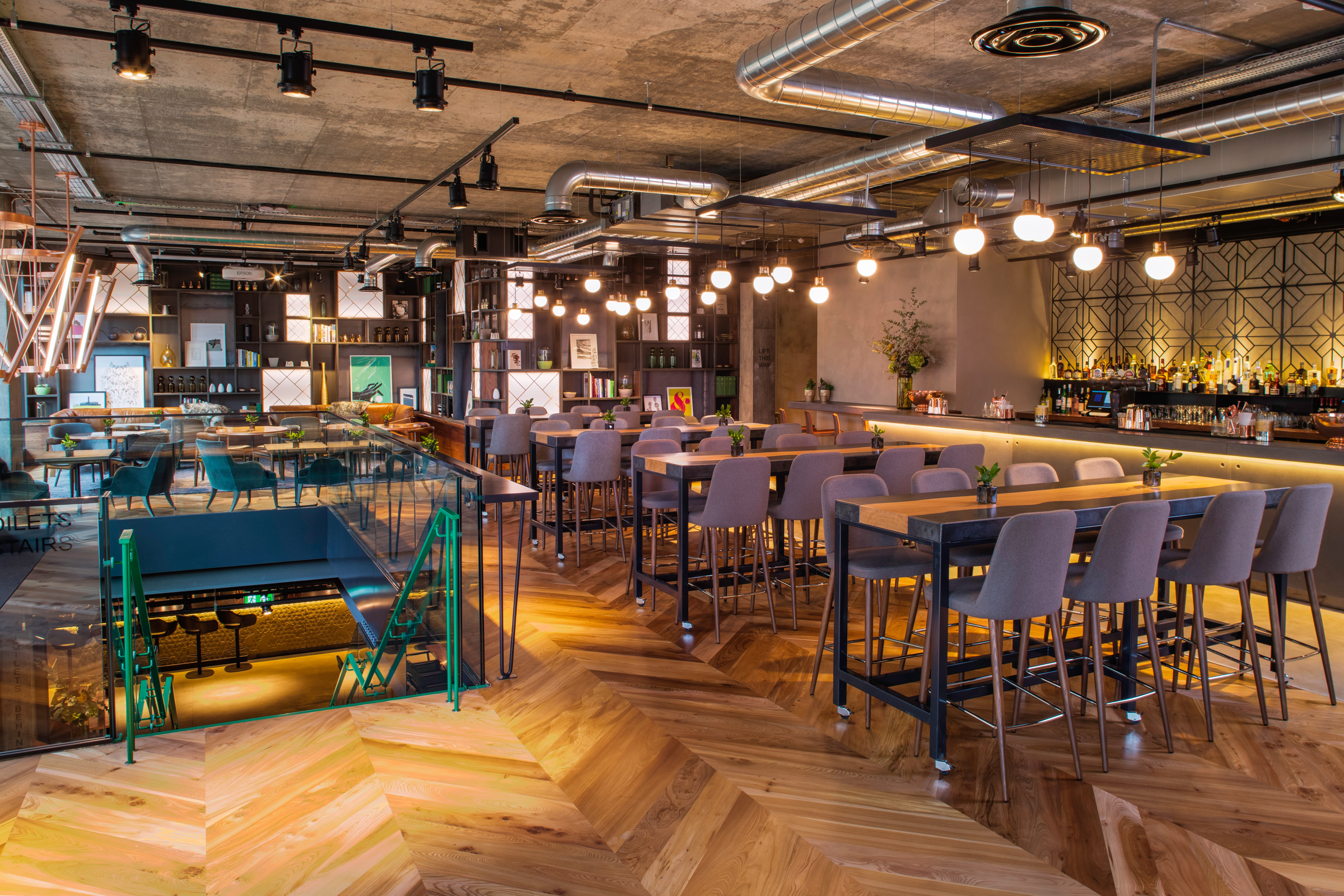 Drake And Morgan At King S Cross London Bar Reviews