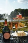 Blenheim Palace Champagne Afternoon Tea
