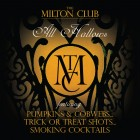 All Hallows at The Milton Club