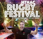 HTHAC Rugby Festival 2015 -  WED SEP 23 - DAY TICKET: SCOTLAND v JAPAN, AUSTRALIA v FIJI, FRANCE v ROMANIA.