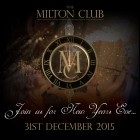 New Years Eve Countdown at The Milton Club