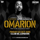 Omarion Live in london @ Club 65