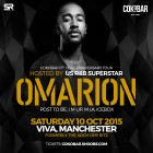 Omarion Live in Manchester @ Club Viva