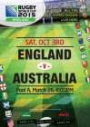 Rugby World Cup - England vs Australia