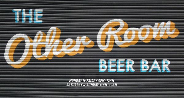 The Other Room Cosy craft beer bar opening on Tower Bridge road