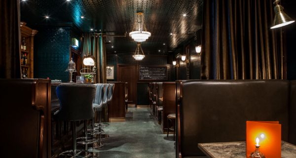 Wright Brothers South Kensington Wright Brother soars high above the rest with trendy, new oyster house