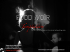 Food Noir 'TEMPTATION""