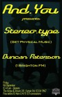 And.You presents: Stereo.Type (Get Physical)