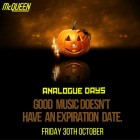 Analogue Days Halloween Special