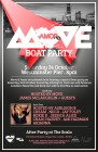 Amor Boat Party and After-Party