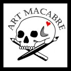ART MACABRE: Creative 'death drawing' salon