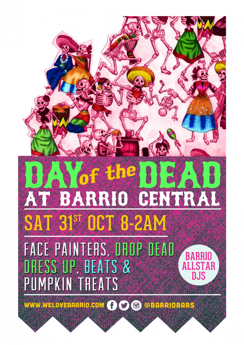 sorry this event has taken place - Day Of The Dead Halloween Decorations