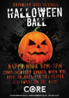 Halloween Ball @ Core