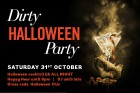 Dirty Halloween Party
