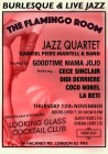 THE FLAMINGO ROOM : Burlesque & Live Jazz