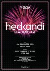 HED KANDI NEW YEARS EVE