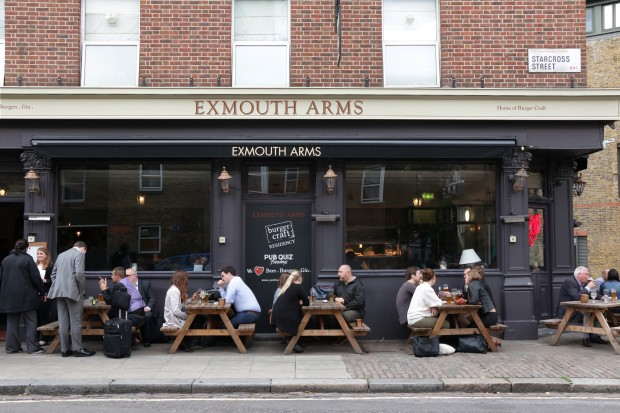 The Exmouth Arms photo