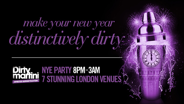 Distinctively Dirty NYE Party