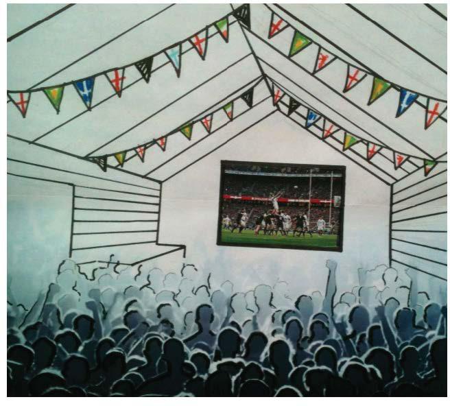 Rugby World Cup Garden | Balham, London Food & Drink ...