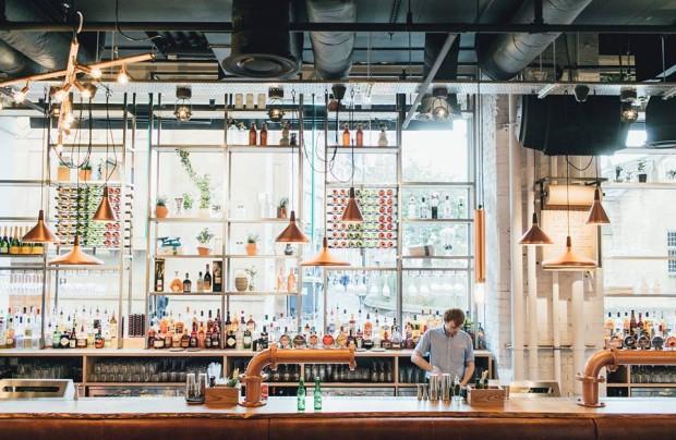 Banyan Bar Amp Kitchen Corn Exchange Manchester Restaurant