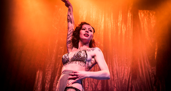 Burlesque Is Back In Town - Decadence Show