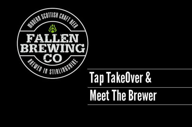 Fallen Brewing - Meet The Brewer and Whisky Pairing!