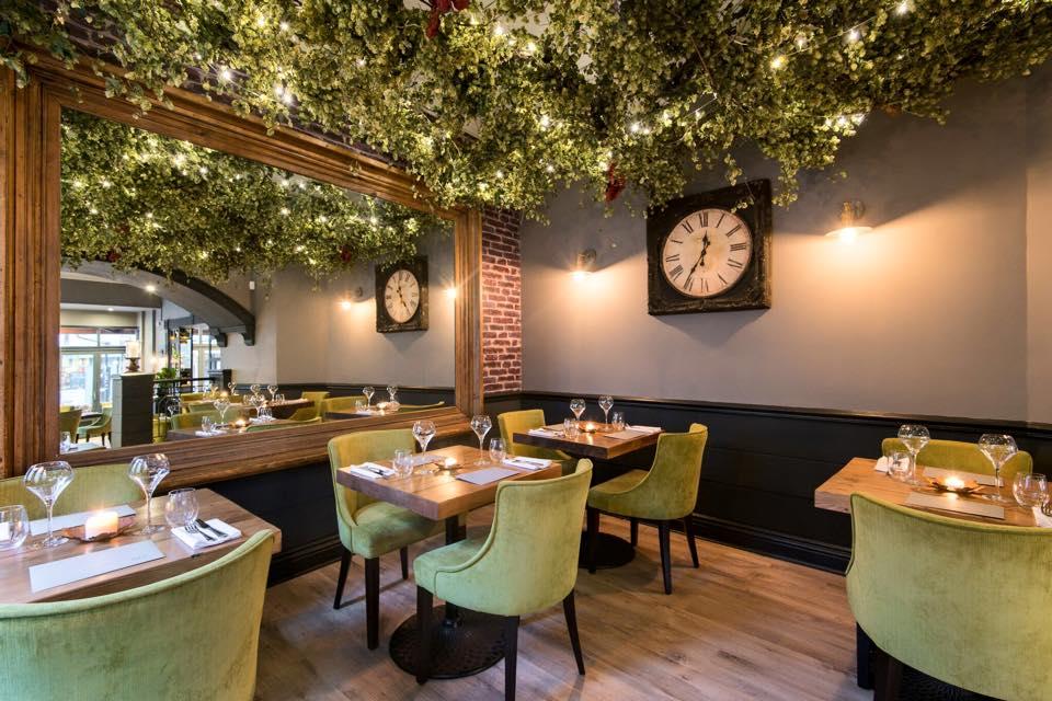 Six Restaurant Hove Brighton Restaurant Reviews