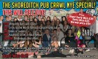 The Shoreditch Pub Crawl NYE Special @ Cargo Nightclub - Less than 10 tickets left! SALE PRICE!!!