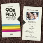 HS91: 90s Film Night