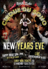 New Years Eve @ Bar Soho