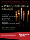 A Baroque Christmas: Christmas by Candlelight