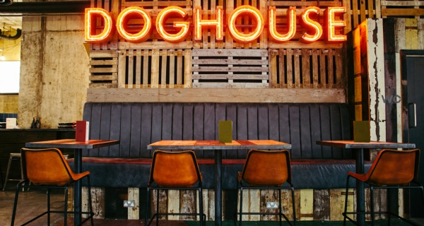 DogHouse Merchant City Craft beer kings BrewDog are opening their first food-focused venue in Merchant City