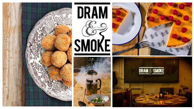 Dram & Smoke - Scottish Pop-up