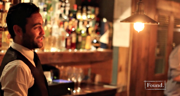 Found Looking for a charming cocktail spot in Shoreditch with one of the best bar teams around? We've found it.