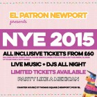 ESCOBAR'S NEW YEARS EVE PARTY (ISLE OF WIGHT)