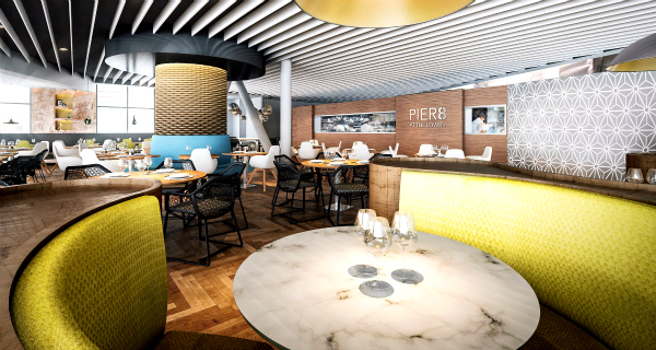 Pier Eight The Lowry is getting a new restaurant after a multimillion pound redevelopment