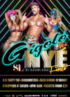 New Years Eve @ Shadow Lounge