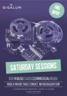Saturday Night Sessions at Gigalum