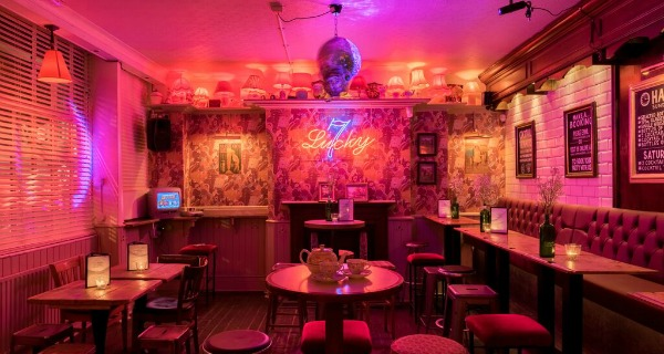 Simmons Soho Simmons are killing it with kitsch as they announce new Soho venue