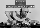 Solomons' Yard Presents Grand Master Flash, Maya Jama & Melvo Baptiste