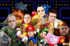 Video game comedy night in Camden