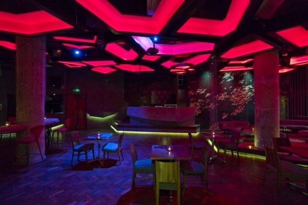 Zebrano City | London Restaurant Bar Reviews | DesignMyNight
