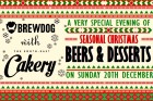 Christmas Beers and Desserts