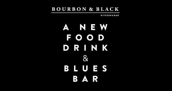 Bourbon & Black 'Bourbon, Blues & Southern Foods' come calling to the city centre
